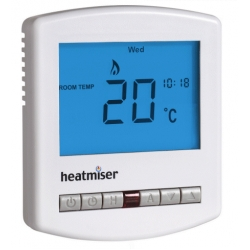 Heatmiser PRTHW digital programmable thermostat