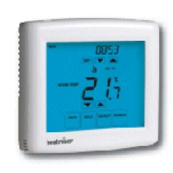 Heatmiser TM4-TS Touchscreen four channel 230v time clock.