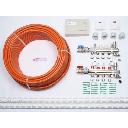 4 Port x 200M + Single Setting Electrical Controls