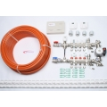 4 Port x 200M + Single Setting Electrical Controls + Mixer System