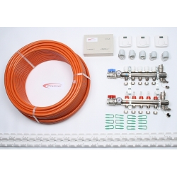 5 Port x 300M + Single Setting Electrical Controls