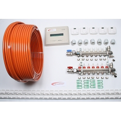 7 Port x 600M + Single Setting Electrical Controls