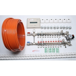 10 Port x 1000M + Single Setting Electrical Controls + Mixer System