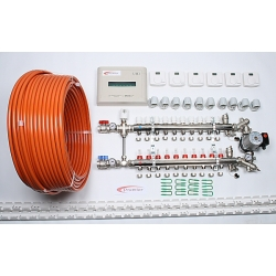 10 Port x 900M + Single Setting Electrical Controls + Mixer System