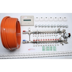 11 Port x 900M + Single Setting Electrical Controls + Mixer System