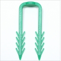 63mm Premier Fastrack Green Staple Clips