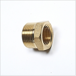 Nipple/brass bushing  (042)