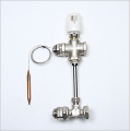 Flow Mix Kit With Bypass for Mixed Heating System