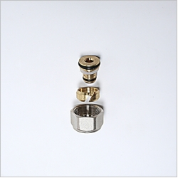 18mm Seal Fitting PEX-AL-PEX 24X19 Thread