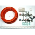2 Port x 200M + Single Setting Electrical Controls + Mixer System